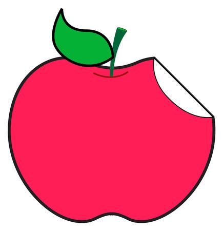 bite apple: Apple Bite