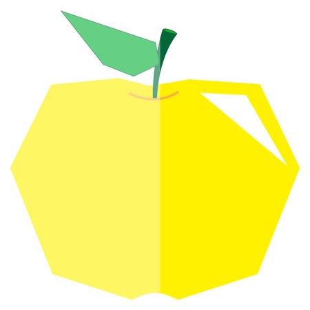 yellow apple: Yellow Apple
