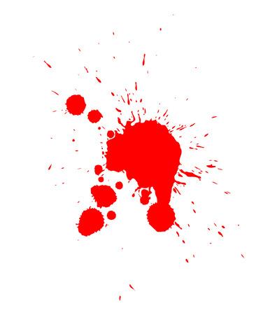 scatter: Blood Drop Vector