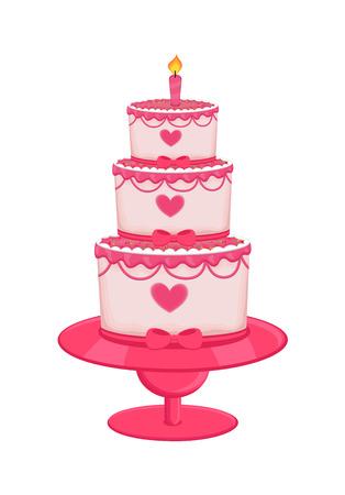 valentine          s day candy: Anniversary Cake