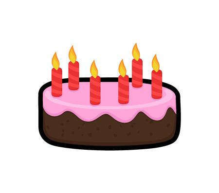 chocolaty: Pink Cream Chocolaty Cake