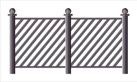 iron defense: Vintage Fence