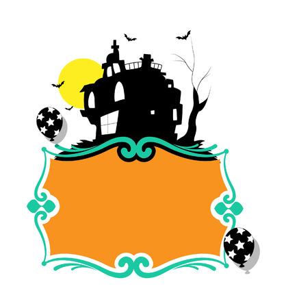 hause: Haunted Halloween Hause Banner