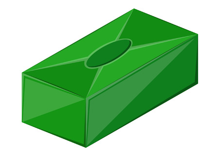 green paper: Green Paper Box