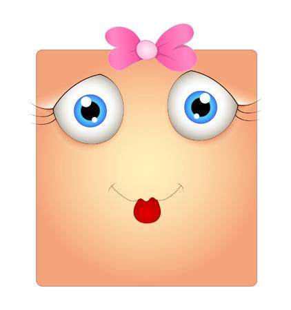 teasing: Teasing Face Smiley