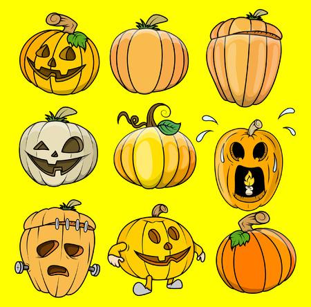 clipart frankenstein: spooky jack o\