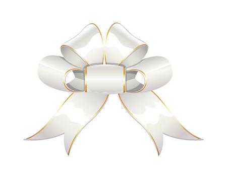 ruban blanc: Ruban Blanc Bow