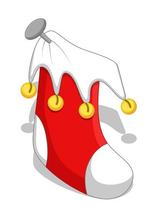 christmas stocking: Christmas Stocking Hanging