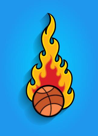 fireball: Fireball Vector Element Illustration