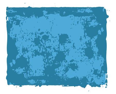 grunge banner: Rusty Texture Grunge Banner Illustration