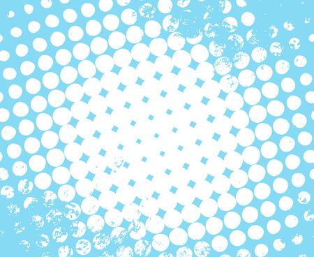 halftone pattern: Halftone Grunge Background