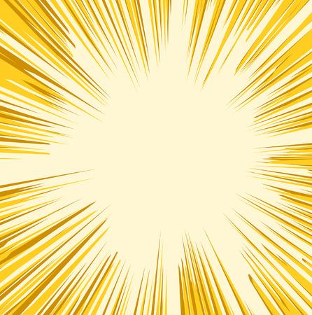 sunburst: Retro Sunburst Graphic Background