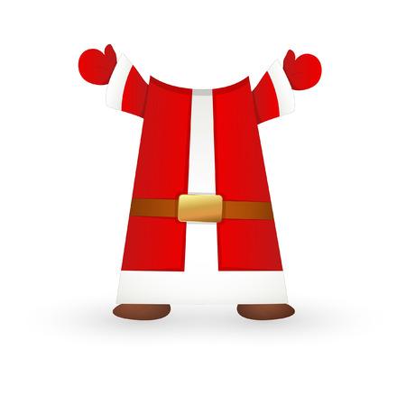 santa claus costume: Santa Claus Costume