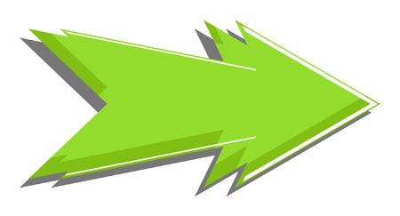 green arrow: Green Arrow