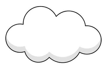 Comic Cloud Banner
