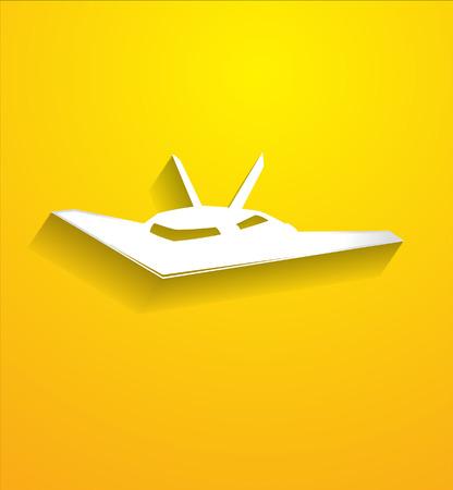 plane vector: Plane Vector Shape