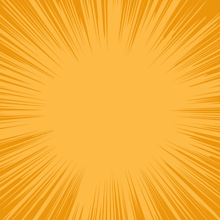 radial background: Vintage Sunburst Background Illustration