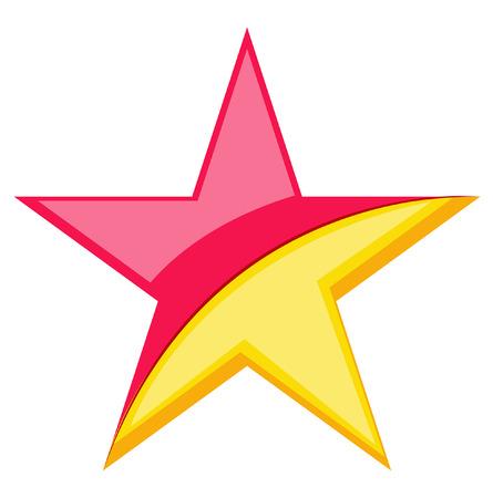 hvězda: Hvězda Ilustrace