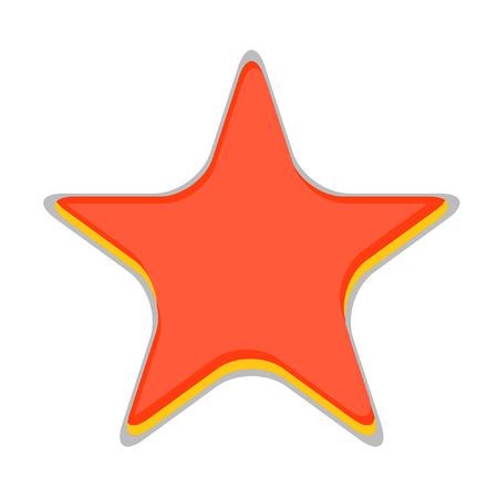 Vector Star Shape