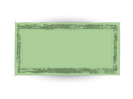 commercial painting: Colored Grunge Business Banner