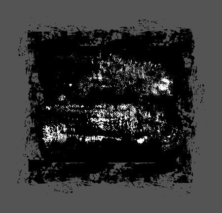 grunge banner: Grunge Banner Vector