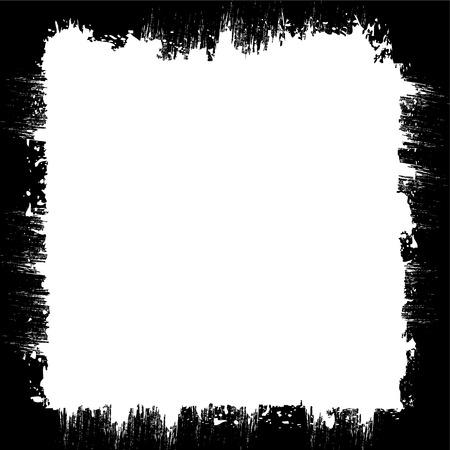 border frame: Grunge Texture Border Frame