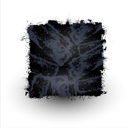 grunge banner: Retro Grunge Banner