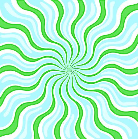 swirl: Swirl Sunburst