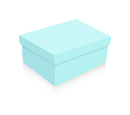 wrap wrapped: Gift Box Vector Illustration