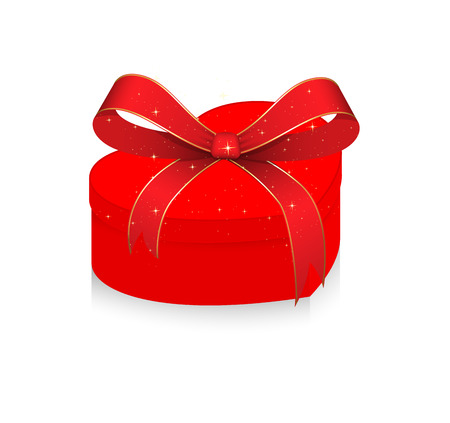 wrap wrapped: Birthday Gift Box Vector Illustration Illustration