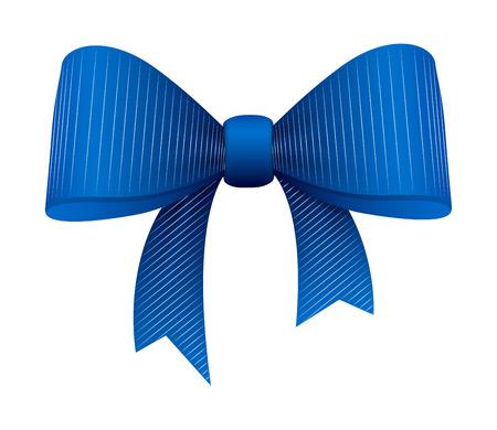 patten: Vintage Ribbon Bow Illustration