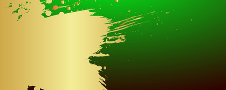 rozpraszać: Złoty Farby Punktowy Tło