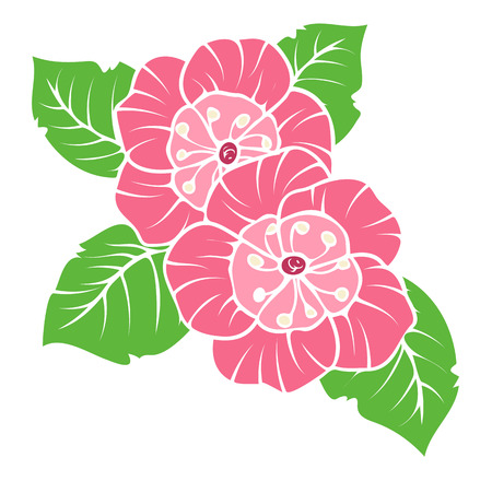 flowers background: Vintage Flores salvajes Antecedentes