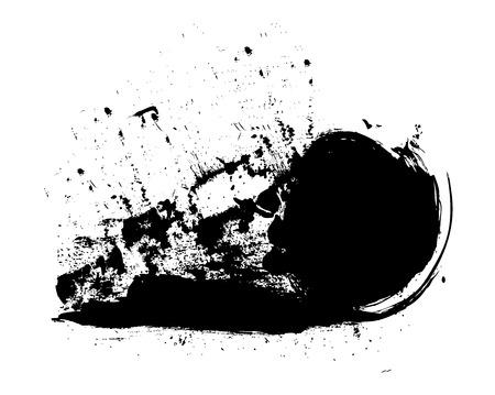 grunge banner: Abstract Grunge Banner