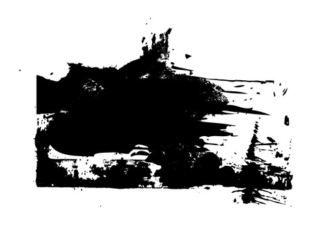 dirty: Dirty Banner Illustration