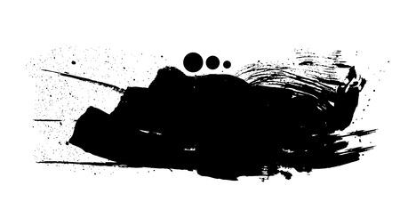 grunge banner: Old Retro Grunge Banner