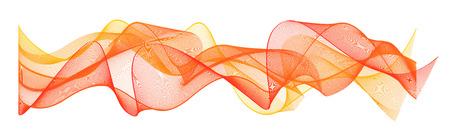 blending: Orange Blend Lines