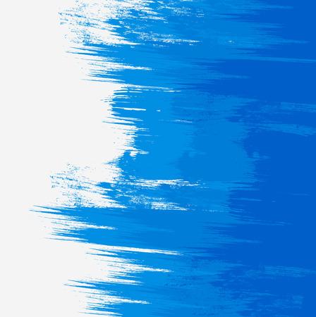 whitewash: Blue Grunge Background Illustration