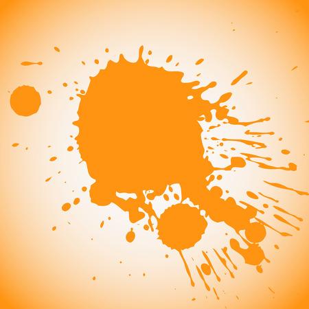 paint drop: Vintage Paint Drop