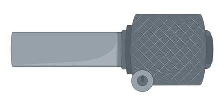 Stick Grenade Vector