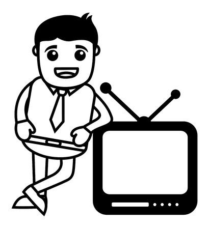 presenter: TV Presenter
