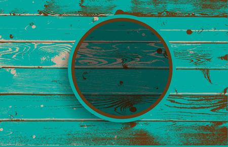 cemented: Antecedentes Banner Grunge Madera rayada Vectores