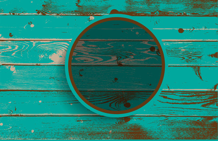 cemented: Grunge Wood Striped Banner Background