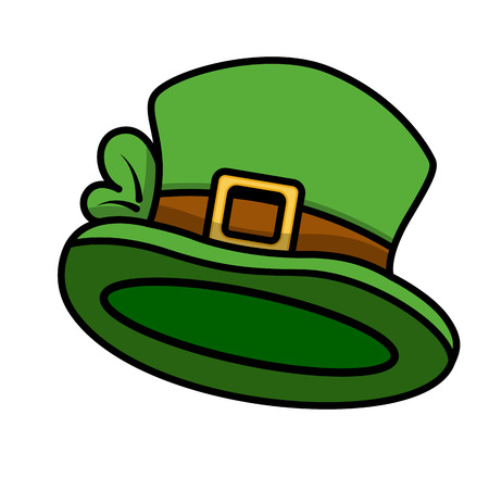 leprechaun: Cartoon Leprechaun Hat