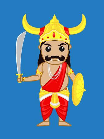 Evil Ravana Character
