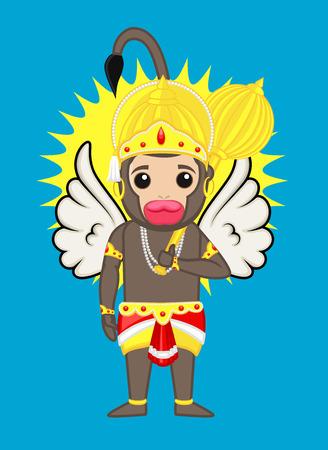 ramayan: Hindu God - Bajrang Bali