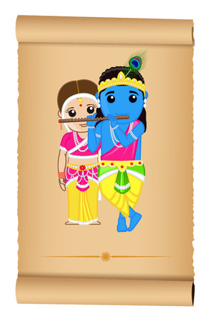 radha: Radhe and Shyam - Indian God