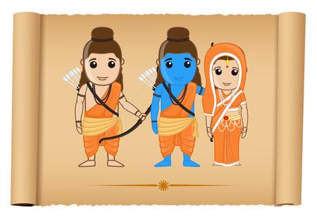 navratri: Happy Ram Navami - Ramayana