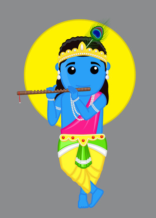hindu god: Dios hind� - Se�or Krishna