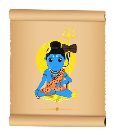 hindu god: Dios hind� - Shiva
